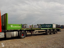 trailer onbekend TANG (BPW-axles / DRUM BRAKES / FREINS TAMBOUR)