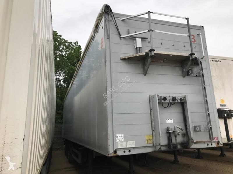 Voir les photos Semi remorque Schmitz Cargobull BC  867 NV SCHMITZ FOND MOUVANT A servi uniquement pour le transport