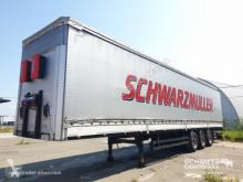 полуприцеп Schwarzmüller Semitrailer Curtainsider Dropside