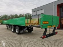 semi remorque Orten SP27 / Lenkachse / 2m Auschub / Stahltransport
