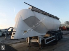 Ardor 39m3 cement silo semi-trailer