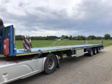 trailer platte bak onbekend