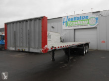 naczepa Schmitz Cargobull Platform twistolocks - full steel/drum brakes - 30 pieces available
