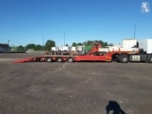 Faymonville TL3SE heavy equipment transport