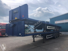 trailer Van Hool 3B2014 13.60M. FLAT TRAILER (SAF AXLES / DISC BRAKES)
