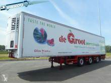 trailer Chereau 2 assen gestuurd !