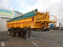 Trailor twin tyres - full steel semi-trailer