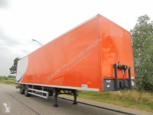 semi reboque LAG 2-Axle Box / BPW Axles / Discbrakes / 2.65 M. Height / NL Traile