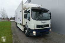 Volvo refrigerated semi-trailer