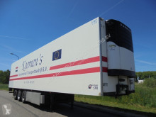 Van Eck 3-Axle Fridge / Carrier Maxima 1200 / BPW / Liftaxle semi-trailer