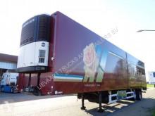 trailer Pacton 2-Axle Fridge / Steering / Liftaxle / BPW / Carrier