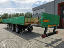 Orten SP27 / Lenkachse / 2m Auschub / Stahltransport semi-trailer