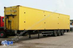 naczepa Schmitz Cargobull SW 24SL G, 92m³, SAF, Reifen gut, 6mm Boden