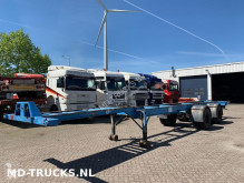 Trailor container chassis semi-trailer