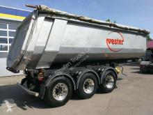 Carnehl CHKS/AH 3 Achs Hint,kipp Stahl Alu Hardoxboden semi-trailer