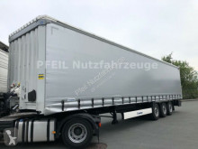 Krone SD COIL Liner- Rungentaschen- TOP semi-trailer