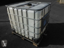 trailer onbekend 3C France CUVE 1000L PALETTE/ ARMATURE