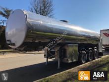 semirremolque Magyar SR 34 Lebensmitteltank (Milch) 3-Achse 2018