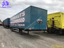 Samro Closed Box semi-trailer