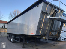 Kempf Alu-Kippmulde 55 Kubik Kombiklappe semi-trailer