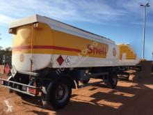 Esterer Auflieger Tankfahrzeug (Mineral-)Öle