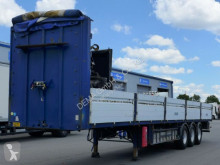 Trailor dropside flatbed semi-trailer