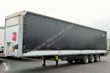 Schmitz Cargobull CURTAINBOARDSIDER / MEGA VARIOS/HYDR LIFTED ROOF semi-trailer