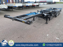 Fliegl SDS 400C semi-trailer