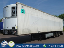 semi reboque Mirofret THERMO KING SL400 isolated curtainside
