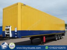 trailer Krone GARNMENT / TEXTILE doppelstock bpw disc