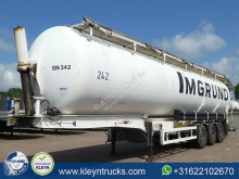 Benalu 34 BDE SAF AXLES 62m3 kippsilo semi-trailer
