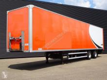 trailer Groenewegen DRO-12-20 / CLOSED BOX