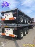 trailer platte bak Schmitz Cargobull