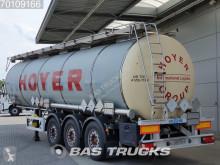 Feldbinder TSA 34.3 34.000 Ltr / 3 / Chemie ADR Auflieger