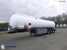 semi remorque LAG Jet fuel tank 41 m3 / 1 comp / ADR 10/2019