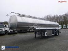 Magyar Auflieger Tankfahrzeug Lebensmittel