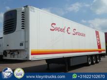 semi remorque Schmitz Cargobull DOPPELSTOCK PALLETBO scb frigo lift axle