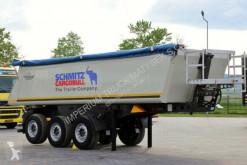 Schmitz Cargobull TIPPER 26 M3 / 4 900 KG !!! / 2 LIFTED AXES / semi-trailer