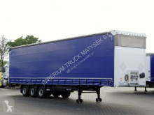 semi remorque Schmitz Cargobull CURTAINSIDER / MEGA /LIFT AXLE/ HYDR LIFTED ROOF