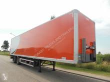 trailer Groenewegen 2-Axle Box / SAF / Discbrakres / NL Trailer / APK