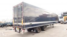 trailer HTF Koffer, Doppelbereifung, 2.80m Innenhöhe, NL-Auflieger