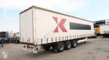 semirremolque Krone BPW, rongpotten, APK: 02/2020, NL-trailer