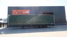 semi remorque Schmitz Cargobull Mega, discbrakes, raising-roof, liftaxle, galvanized, NL-trailer, APK: 11/2019