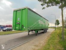 semirimorchio Van Hool 3-Axle Tautliner / SAF / Discbrakes / Coil