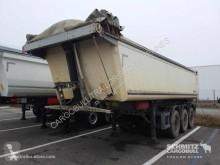 semi remorque Schmitz Cargobull Benne aluminium 26m³