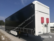semi reboque Schmitz Cargobull Lona para empurrar Mega