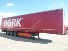 trailer Krone Schiebeplanen Sattelauflieger B