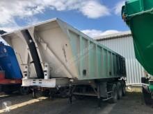 naczepa wywrotka do transportu zbóż powypadkowy
