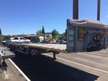 Faymonville heavy equipment transport semi-trailer