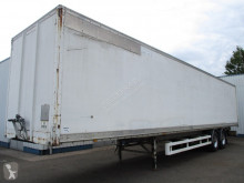 semi remorque Metaco box trailer , Spring Suspension ,2 Axle BPW